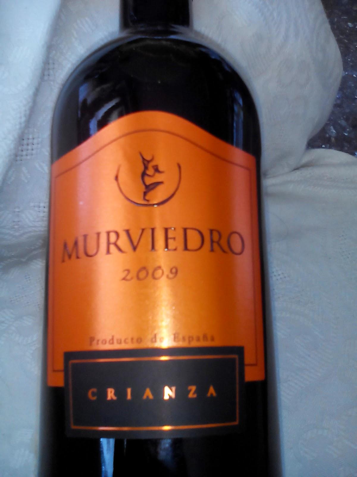 Murviedro 2009 crianza