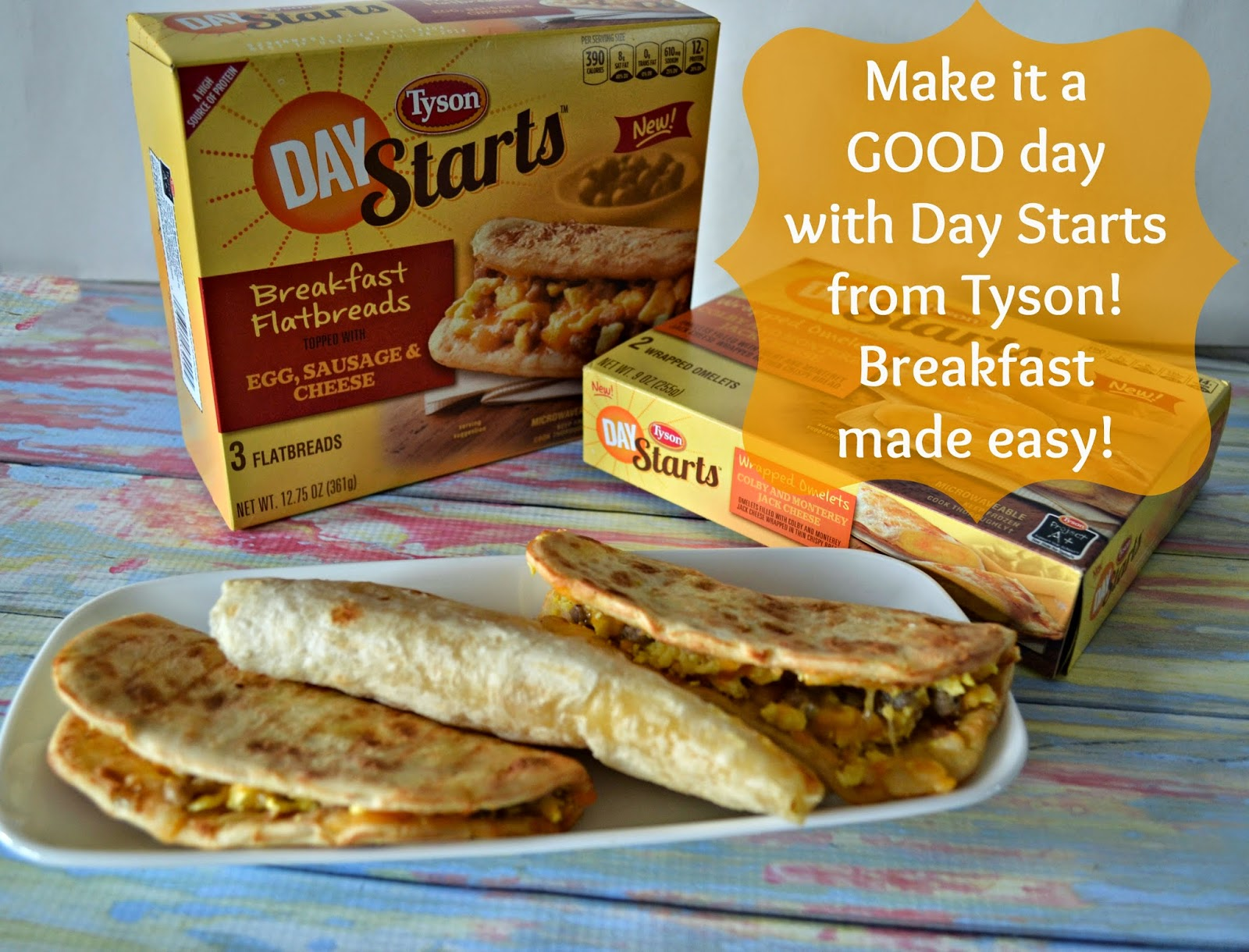 #ad Start your day with Day Starts from Tyson.  Easy Breakfast Ideas