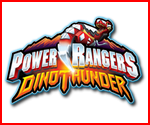 Power Rangers Dino Trovão