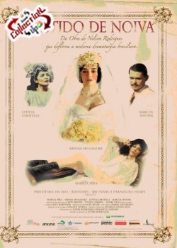 Filme Vestido de Noiva   Dublado