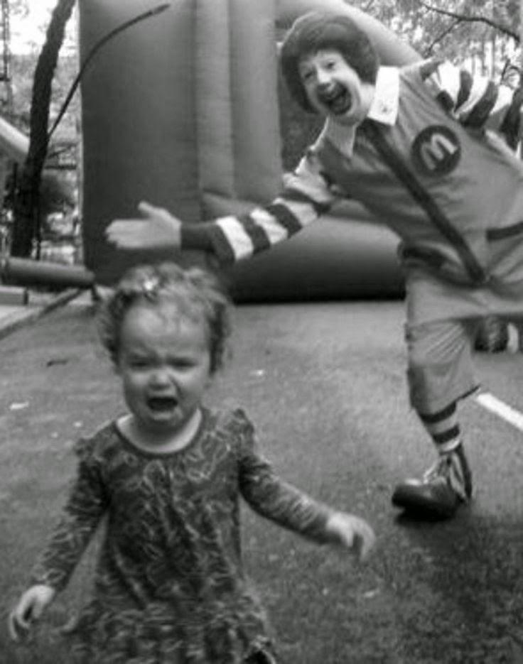 Ronald McDonald randommusings.filminspector.com