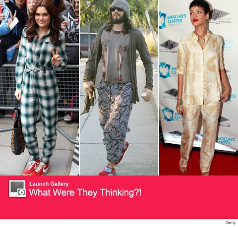 What the Heck are they wearing ?