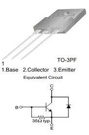 Mengukur transistor H TV