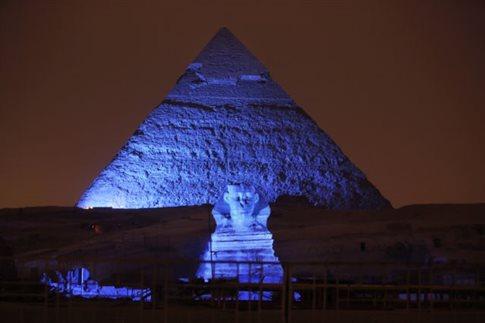 Αίγυπτος: Στο σκάνερ τέσσερις πυραμίδες για να φανερωθούν τα μυστικά τους