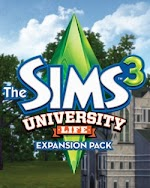 the sims 3 university