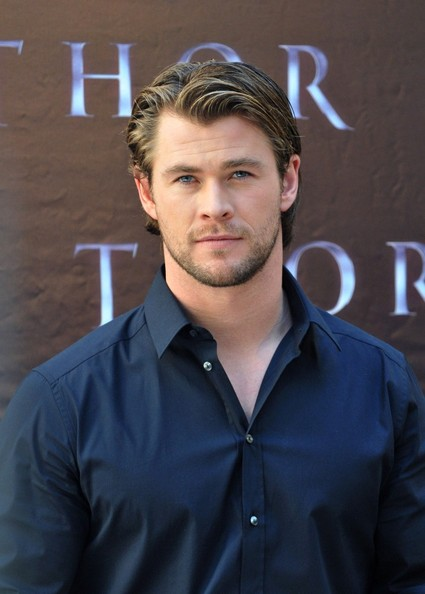 chris hemsworth body in thor. He#39;s got a more chiseled ody