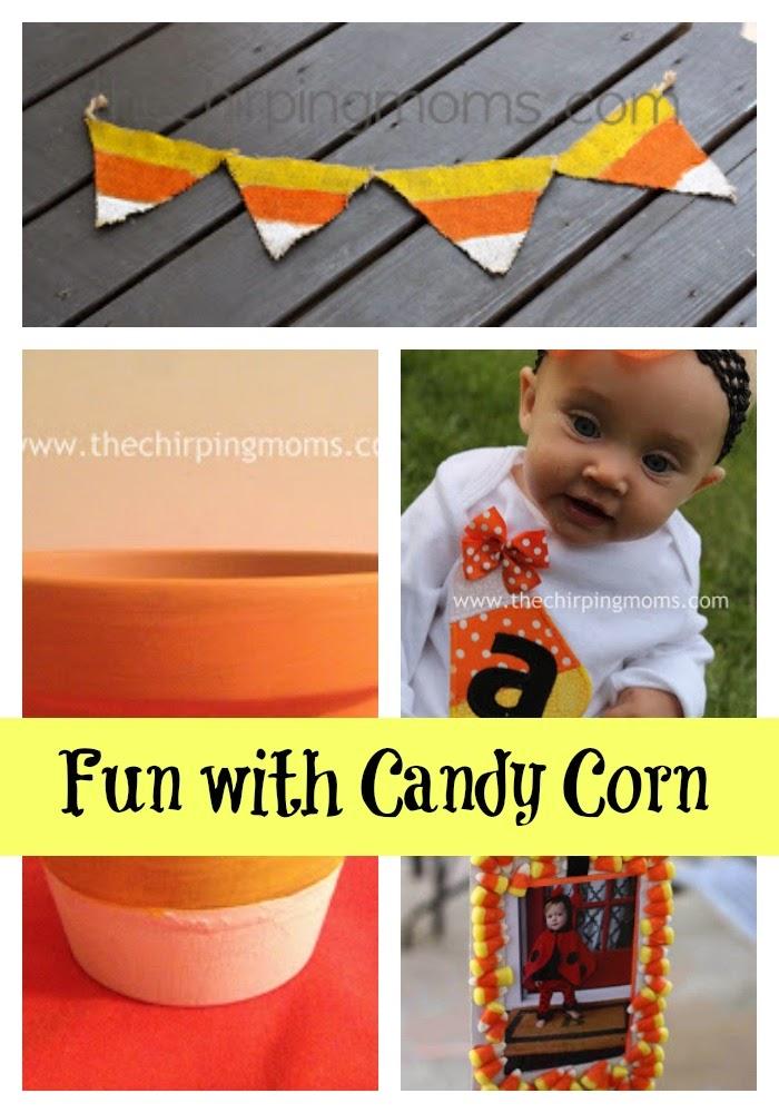 Candy Corn Fun II The Chirping Moms