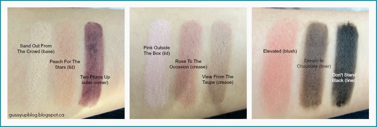 Review and Swatches of Tarte Cosmetics, BeMATTEnificet