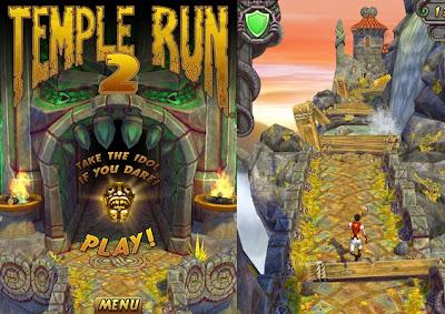 Temple Run 2 gratis para iPhone y iPad