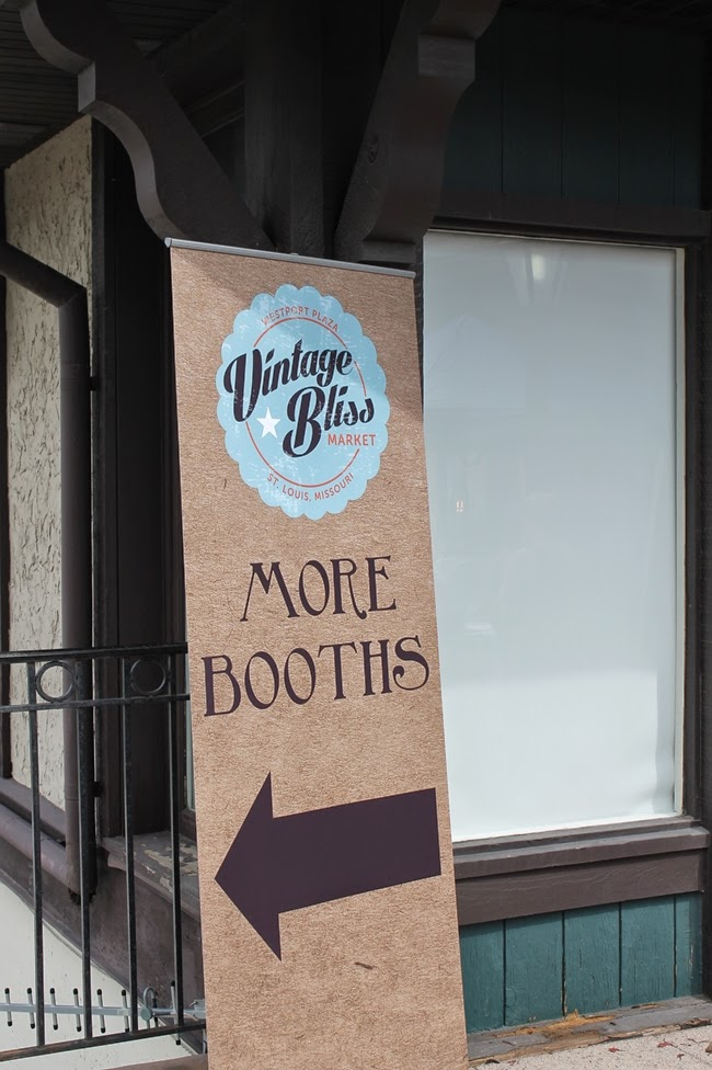st louis vintage bliss market 2014