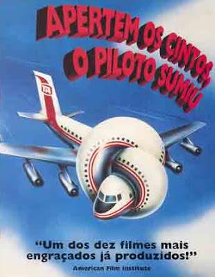 Apertem Os Cintos, O Piloto Sumiu - DVDRip Dublado