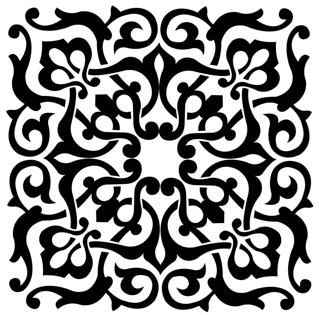 Islamic Arabesque Patterns http://khafiyat.blogspot.com/2011_04_01 ...