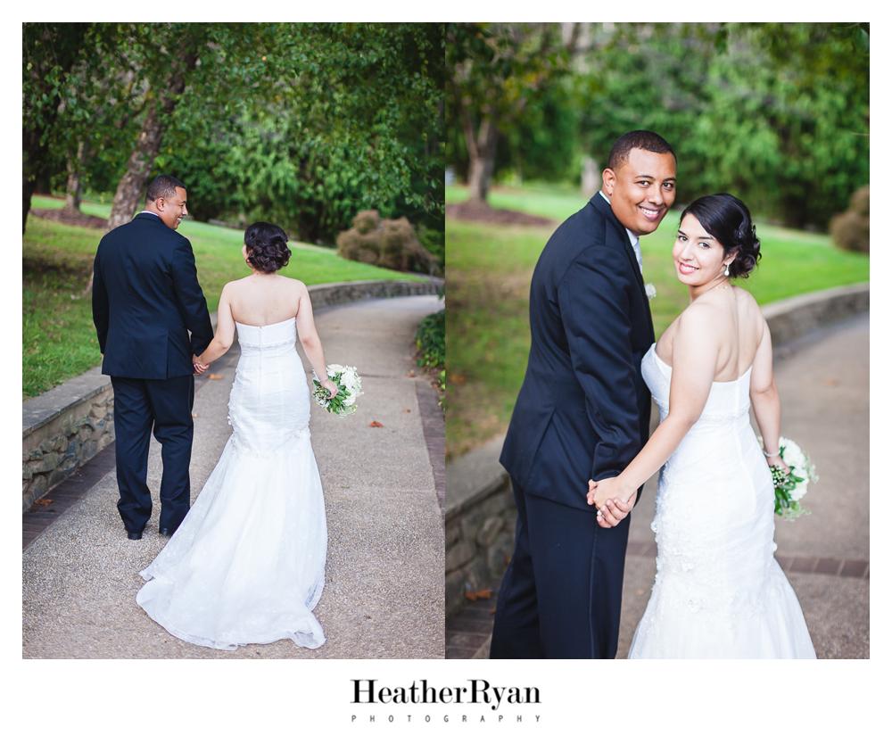 Brookside Gardens Wedding Photography