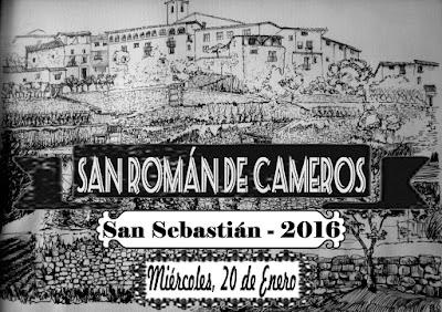 San Román de Cameros, San Sebastián, 20 de enero de 2016