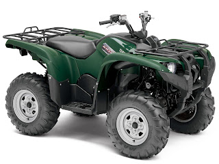 2013 Yamaha Grizzly 700 FI Auto 4x4 EPS ATV pictures 2