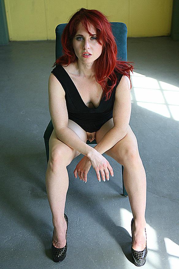 Across her spank