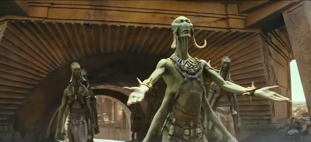John Carter 2012 movie adaptation film trailer review