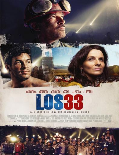 The 33 (Los 33) (2015)