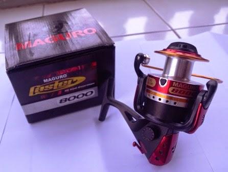 REEL PANCING MAGURO CASTER 8000