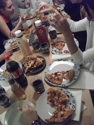 pizza partisi