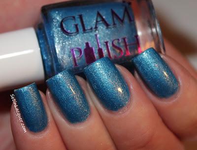 Glam Polish - Silver Mist