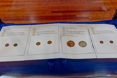 Jetones y medallas de la Cocina Económica, de Luis Gutiérrez
