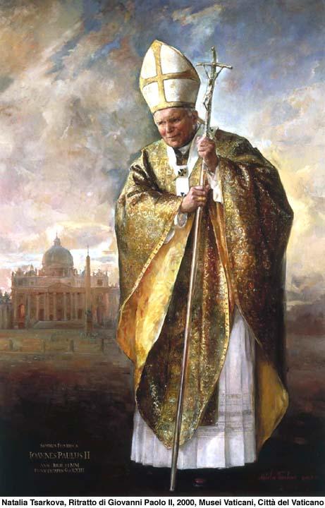 Ss. GIOVANNI PAOLO II (Patrono del gruppo di preghiera)