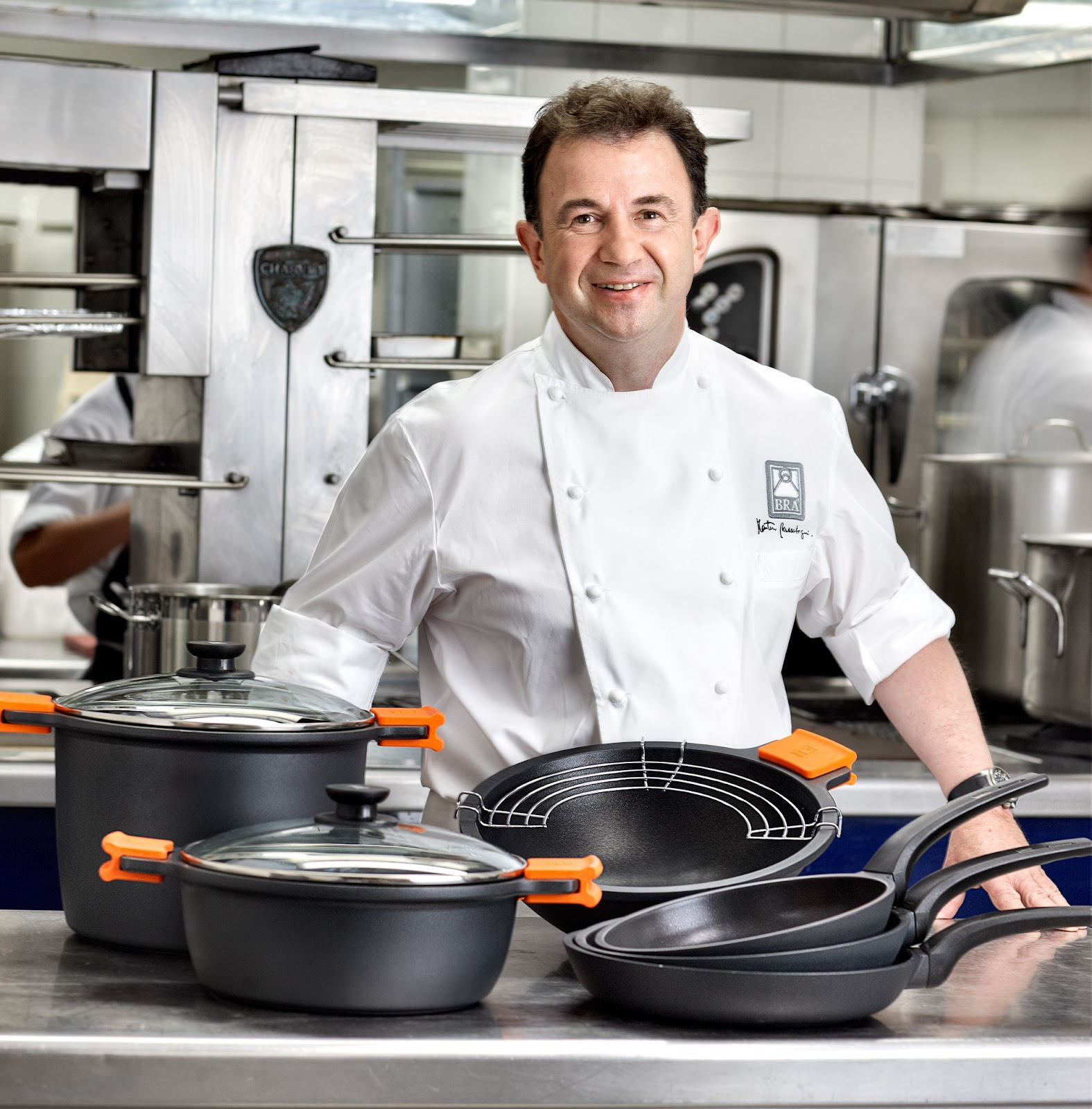 Martin Berasategui Cocina Con Bra Cocinaconbra Com