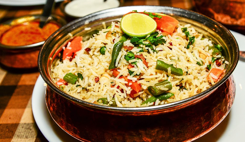 Country Club India Biryani Food