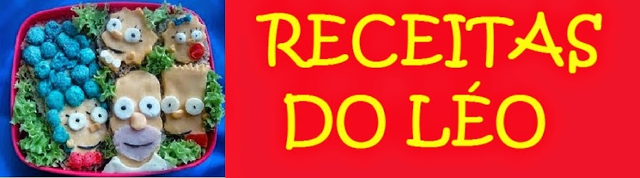 Receitas do Léo