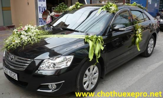Cho thuê xe cưới tại Hà Nội chuyên nghiệp, uy tín, giá rẻ