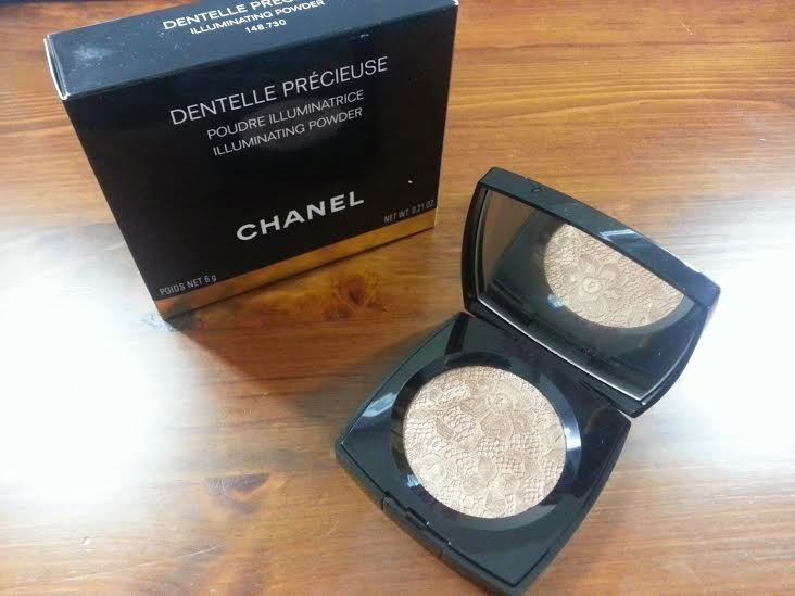 Chanel dentelle precieuse illuminating powder