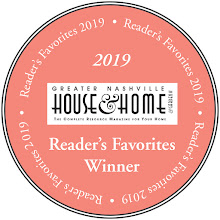 Greater Nashville House and Home Reader's Poll Winner