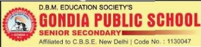 Gondia Public School Nagpur Job Vacancy 2013