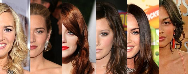 Graceful Hair Makeover Check Out Hair Colours That Will Suit Your
