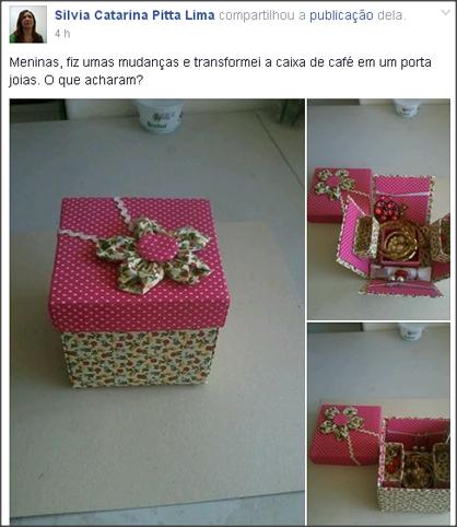 dia das mães, caixa, eu que fiz, artesanato
