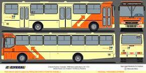 Vem ai uma nova empresa de ônibus para atender a comunidade de Águas Lindas.