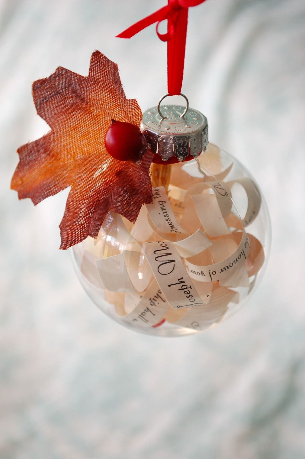 Wedding Craft Ideas Pinterest : wedding invitation ornament, for my recently married good friend ...