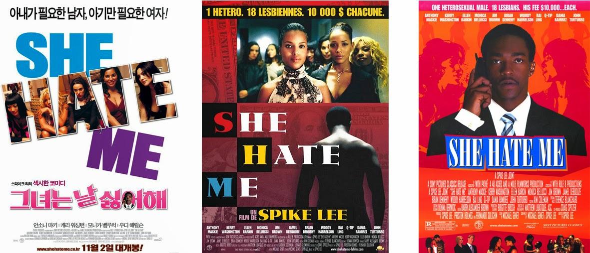 She Hate Me - Ona mnie Nienawidzi (2004)