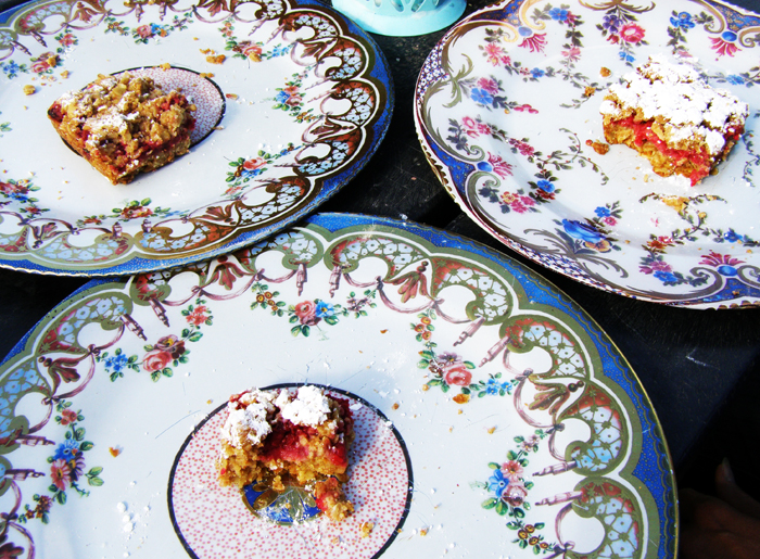 Wallace collection - decorative tin plates & Jehane Boden Spiers: wallace collection plates