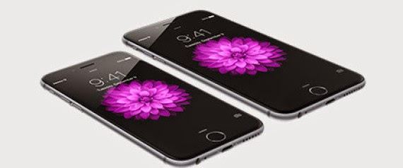 Caratéristique :  iPhone 6 et iPhone 6 Plus d'Apple