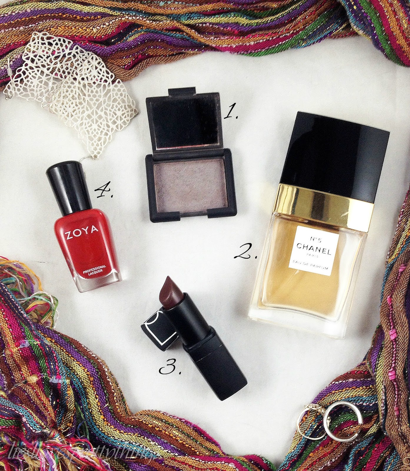 Fall 2014 Makeup and Perfume Favorites