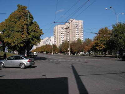 Московский проспект 12. Bataie in Chisinau