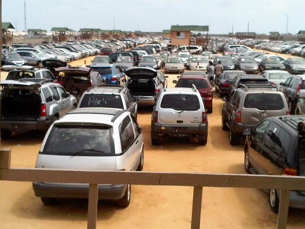 Total Cost Of Clearing Cars Bus Trucks Imported To Nigeria