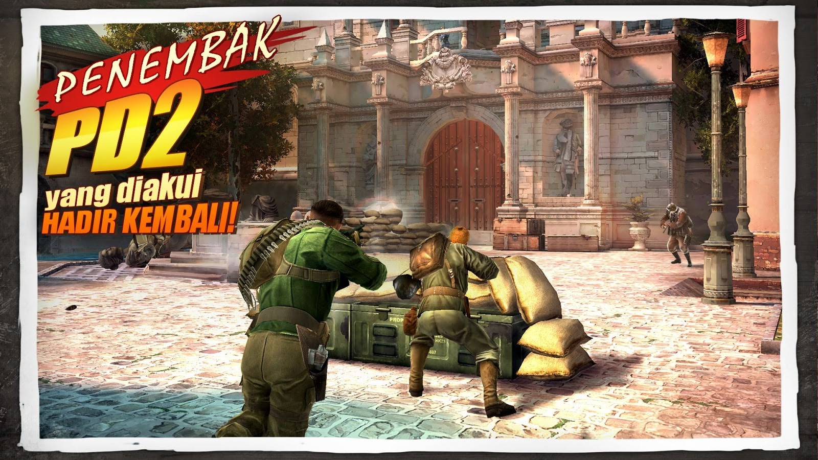 Download Mod Brothers in Arms® 3 v1.1.0k [Terbaru 2015]