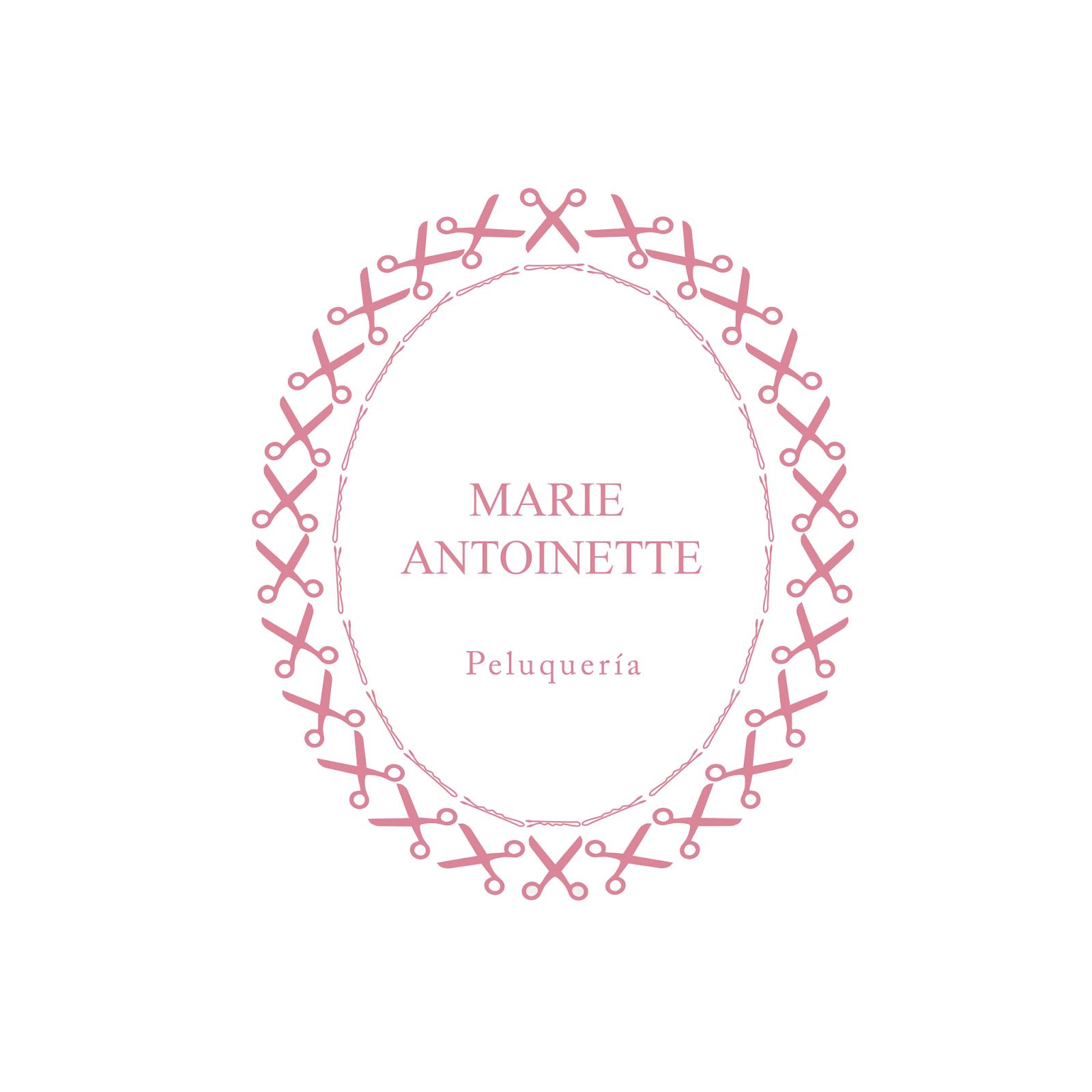 Logotipo Maria Antonieta Peluquería