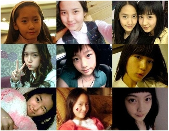 Kpop Idols Pre-Debut