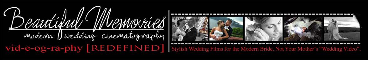 Beautiful Memories Wedding Films | Hudson Valley videographer | New York Cinematography