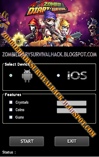 Zombie Diary Cheats