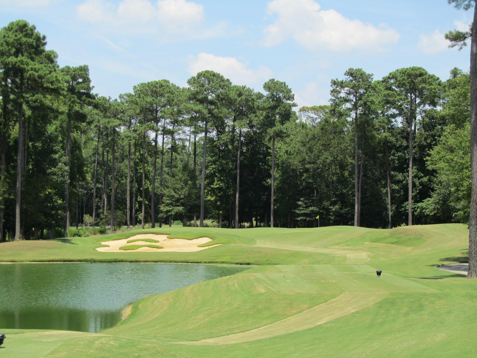 My golftrip around the world 2011: TPC Myrtle Beach and Garden City ...